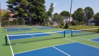 Tennis and Pickleball Courts Are Now Open