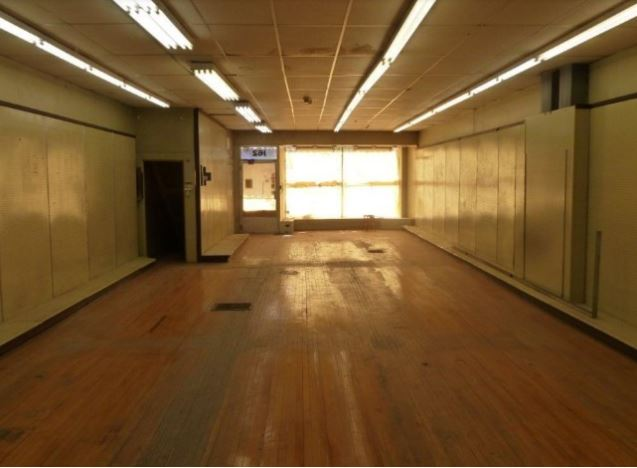 Interior View 160-162 King Street West Brockville