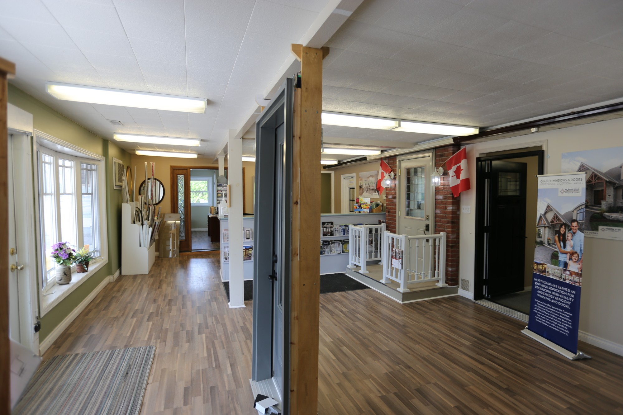 interior view 2107 Parkedale Avenue Brockville