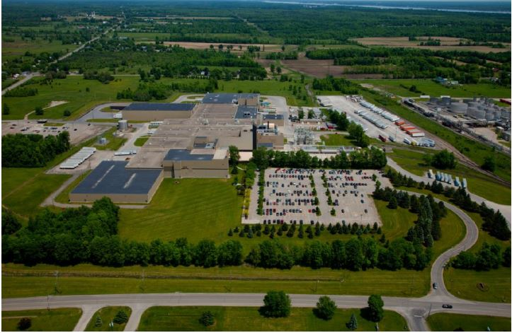 P&G Site - 1475 California Avenue, Brockville Ontario