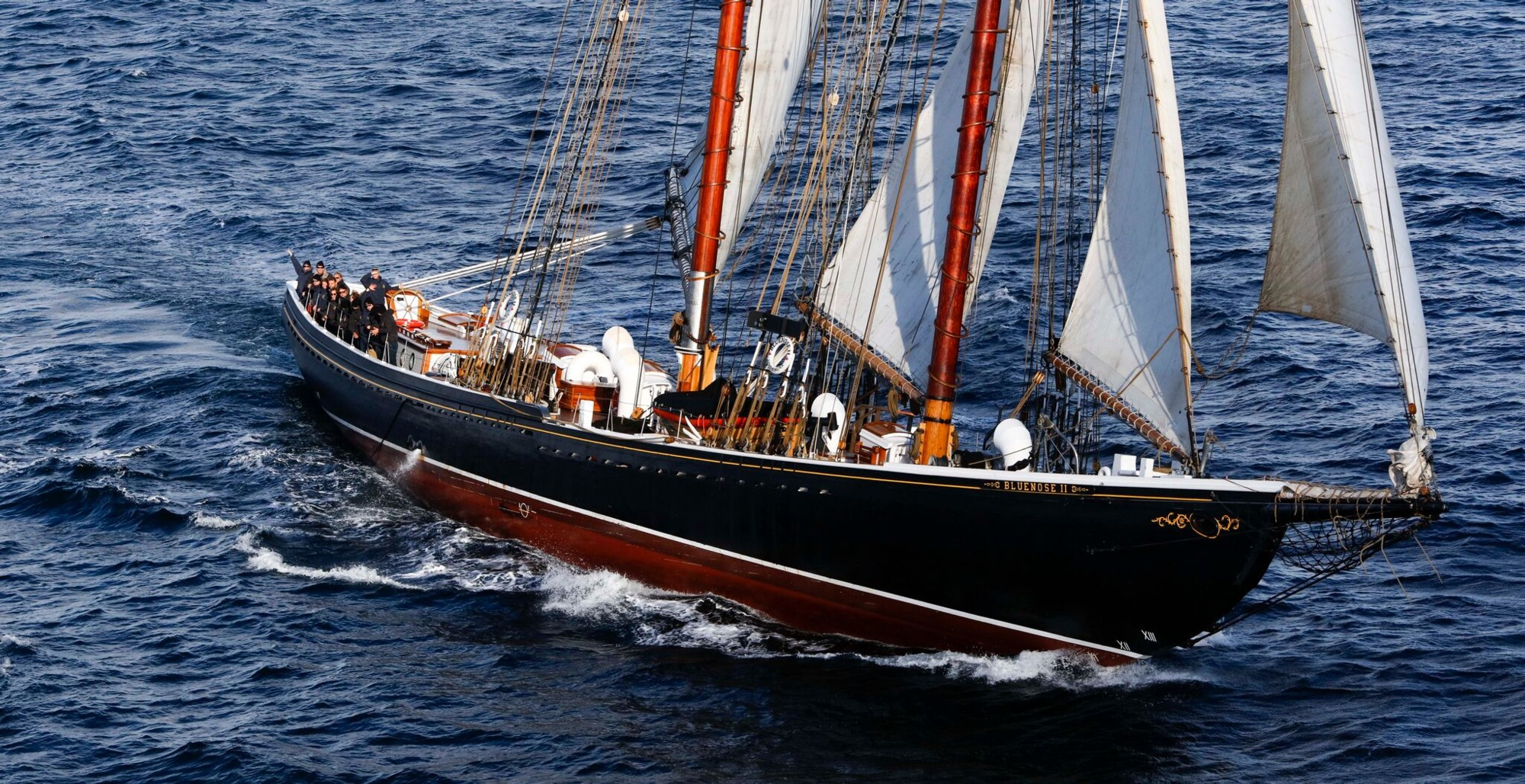 Bluenose II - photo credit Tall Ships America