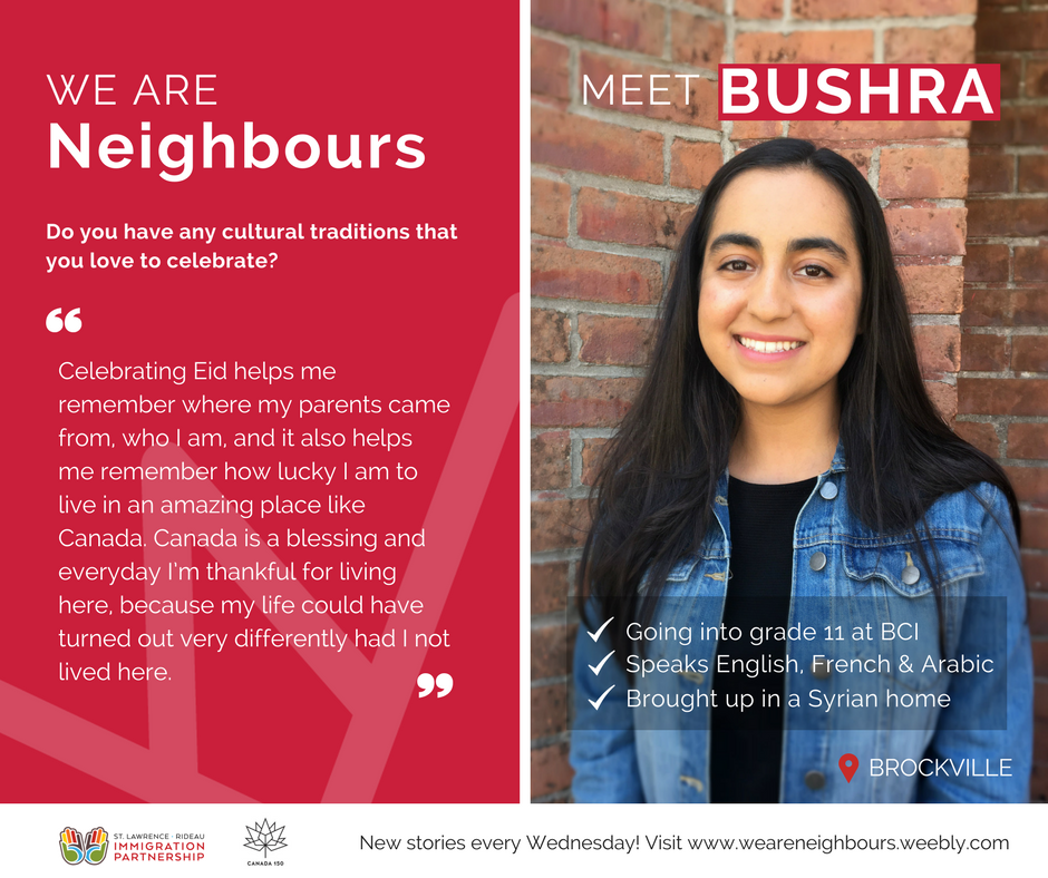 We Are Neighbours Campaign