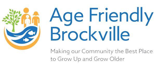 Age Friendly Brockville Logo