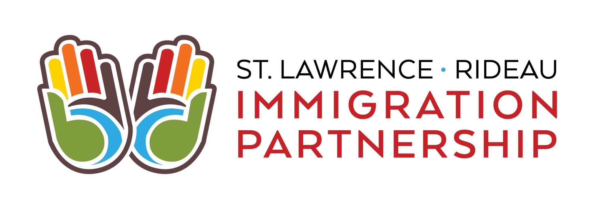 St. Lawrence Rideau Immigration Partnership Logo